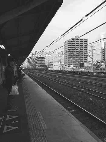 段取りだけ済ませました。帰ります。🐸👋😜 Public Transportation Public Transportation Go Home