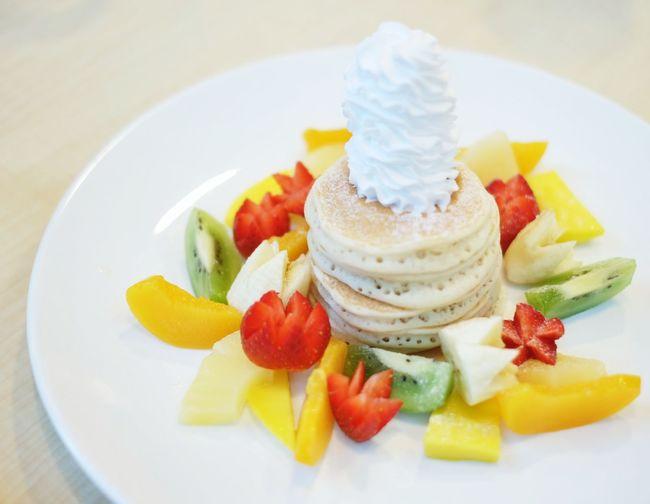 tutti fruitti @ eggs & berries Foodphotography Dessert Foodporn Foodgasm
