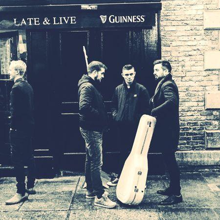 Dublin Dublin Street Photography Temple Bar Music Photography
