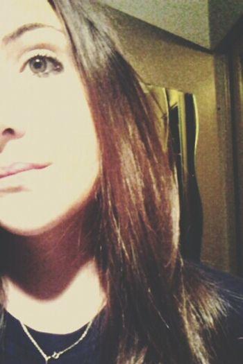Hi! That's Me Taking Photos Green Eyes (: