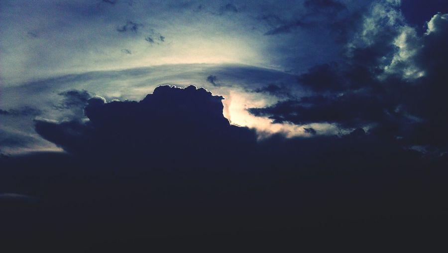 Addis Ababa Ethiopia Clouds