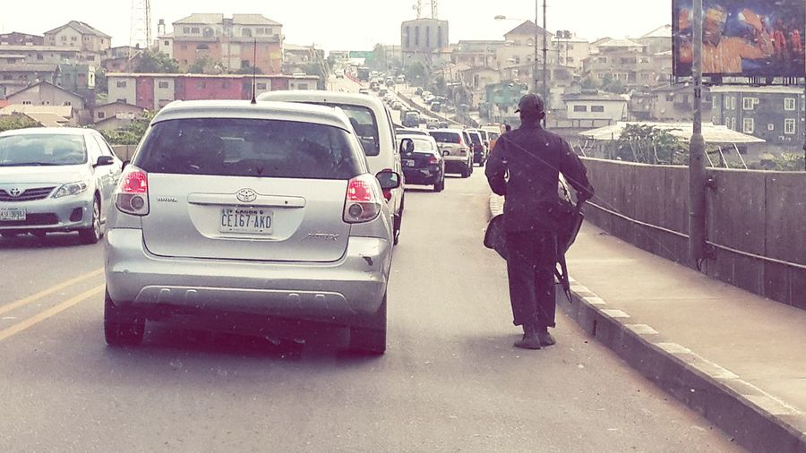 Government may not always care about all its people , at some points you'd realise that it pays more to be committed to the 100% you can call yours than living your life in servitude. The Human Condition Early Morning Hustle Lagos Nigeria Hustle