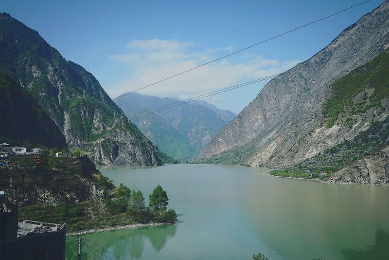 China Photos Landscape Mountains Lake Urban Landscape Nature 疊溪垓字 Fresh Scent Traveling Streamzoofamily