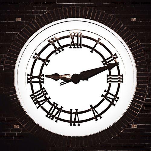 Brick Clock...