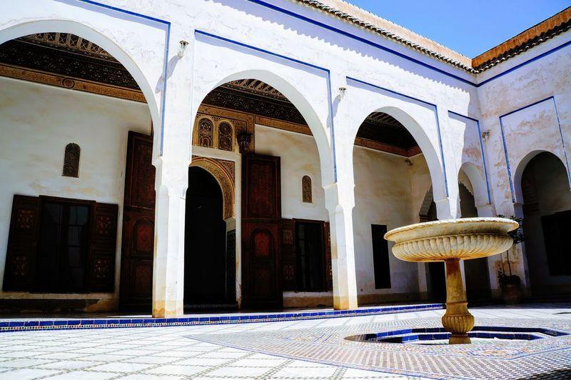 Bahia Morocco