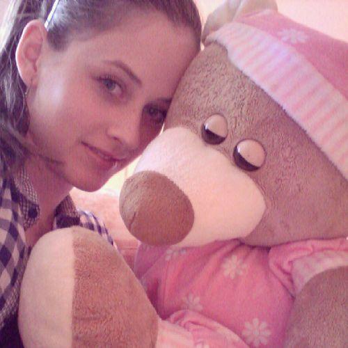 Tedybear My Pink Love hahasleepingbear