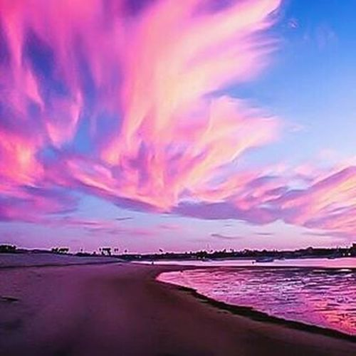 Missionbay Sunset Beachlife Missionbeach Sandiego