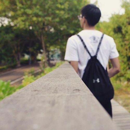 陽光~好美 單眼自拍 嘉義大學 植物園