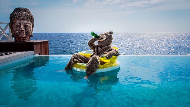 Unfortunately he is always Drinking that much! ? // Enjoying Life // Enjoying The Sun // EyeEm Best Shots