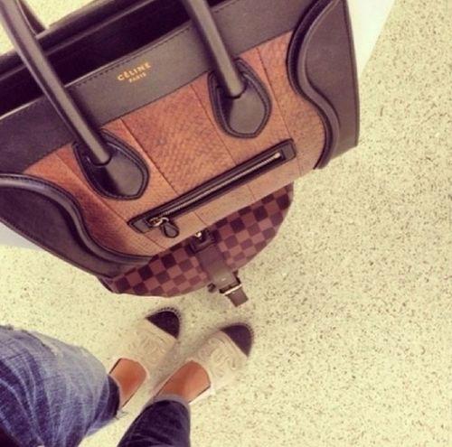 Celine NEW BAG ❤ #loveit My Bag <3