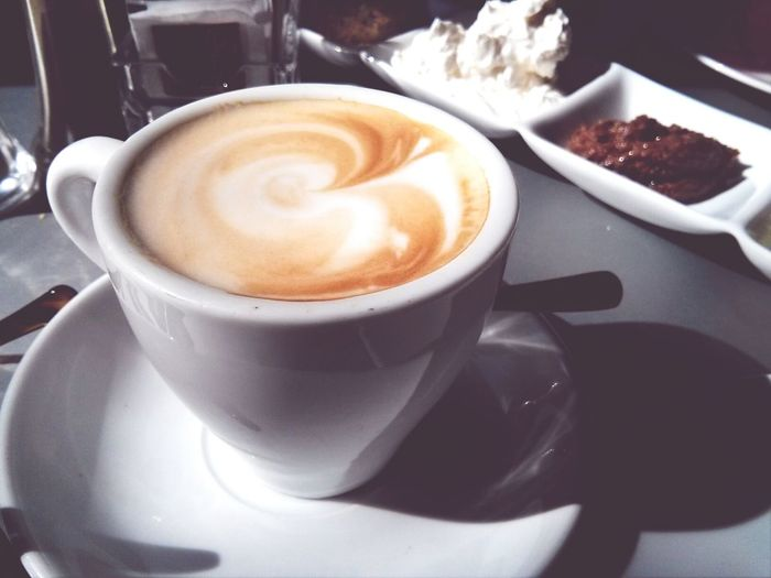 I Love to start my day with a Cup Of Coffee :)