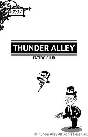 H.P renewal open! manotattoo.com Thunder Alley Art Tattoo