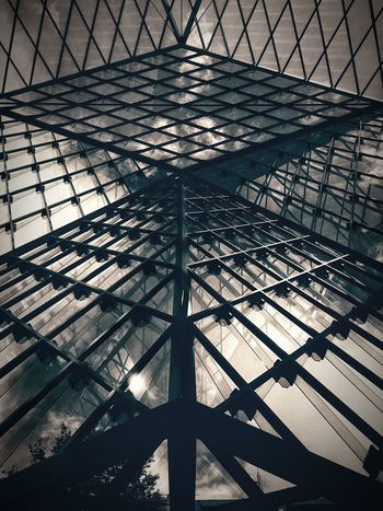 Skyporn Metal Clouds Artistic Architecture Structure Reflections The Week Of Eyeem Shadow Urban Exploration Urban Beautiful ♥ Beauty