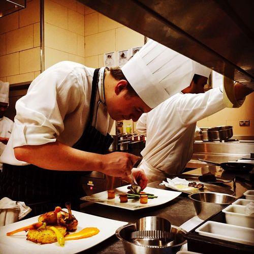 Food Working Headchef Chef Restaurant Me Marcopierrewhite WheelersOfStJames