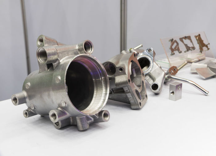 as machined aluminium high pressure die casting parts for automotive and electrical equipment Casting Die Part Machine CAST Aluminium Metal White Engineering Background Industry Tool Product Mechanical Manufacturing Automotive Equipment Industrial Process Mold LINE Floor Shop Heavy Shapes Production Tooling Machining High Parts Hole Tools Slide Mass Foundry precision Object Accuracy Manufacture Finishing Factory Indoors  Close-up Still Life Healthcare And Medicine Large Group Of Objects No People Studio Shot White Background Variation Choice Security Table Machinery Protection Communication Representation Medical Supplies Aggression