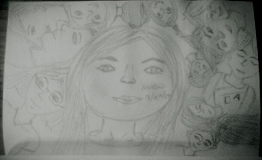 Think & Character My Art & Imagine First Eyeem Photo