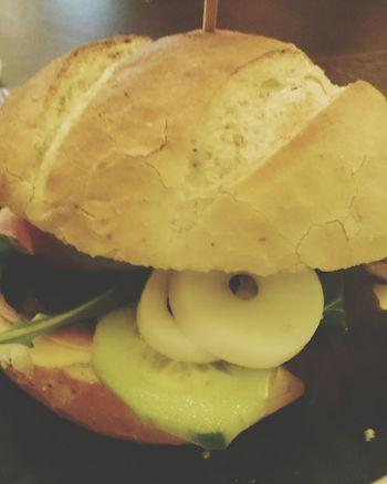 Bocadillo Healty Food