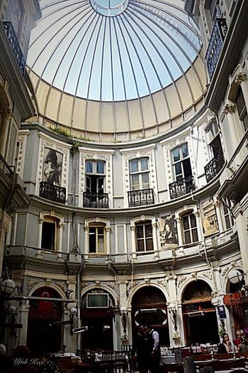 Architecture NiceShot Photographer Open Edit Nikon D5200 Enjoyinglife  Amazing Myobjective Lifestyles Travel History Cicek Pasaji Istanbul Turkey