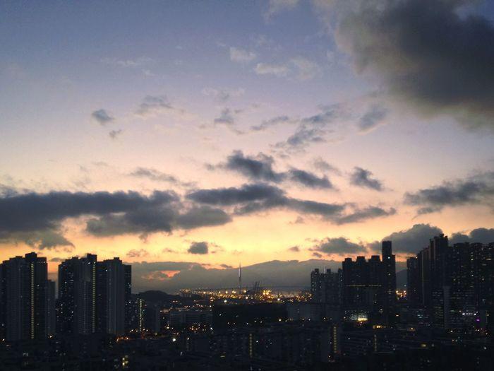 Po SSP Sunset Hk