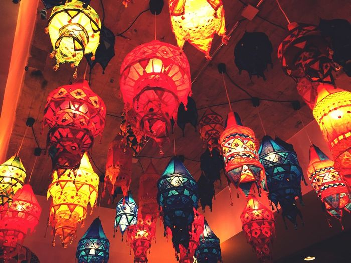 Lights Colors Colorful Indian