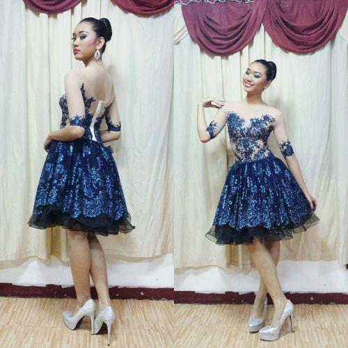 My outfit for Prom!!! Blue Lucky Win Won Winner Thankful Model Fabulous Beautiful Happy Promqueen2016 Promqueen Queen 2016 Promenade Prom