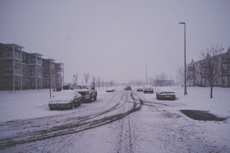 January 7, 2016 QVHoughPhoto FujiFilmX100 Fargo Northdakota Cityscapes Winter Snow MidWest Fresh1