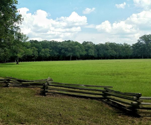 Protecting Where We Play Natchez Trace Mississippi Summer