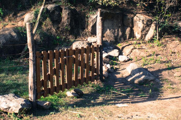 tranquera Campo Gate Country Life Countryside Madera Shadow Sombra Tranquera