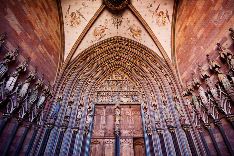 Freiburg Münster portic Architecture Architecture Architecture Photography Freiburg Muenster History Religious Building The Architect - 2017 EyeEm Awards Travel Destinations The Street Photographer - 2017 EyeEm Awards