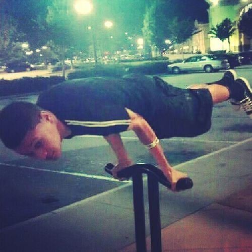New Type Of Planking ;$