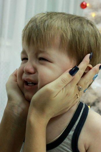 Иркутск Фотосессия малыш слезы