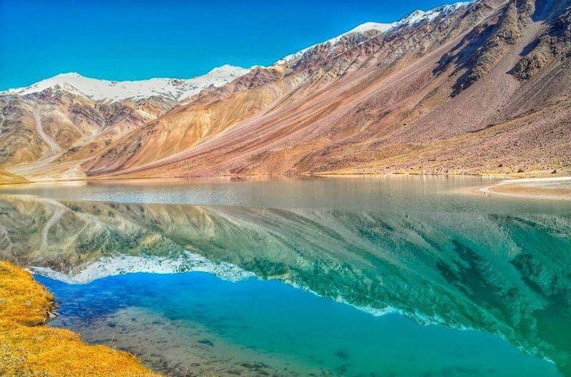 Color Of Life Color Of Life! Hello World Mountains Mountain India Kashmir Kashmir , India Lake Mountain View