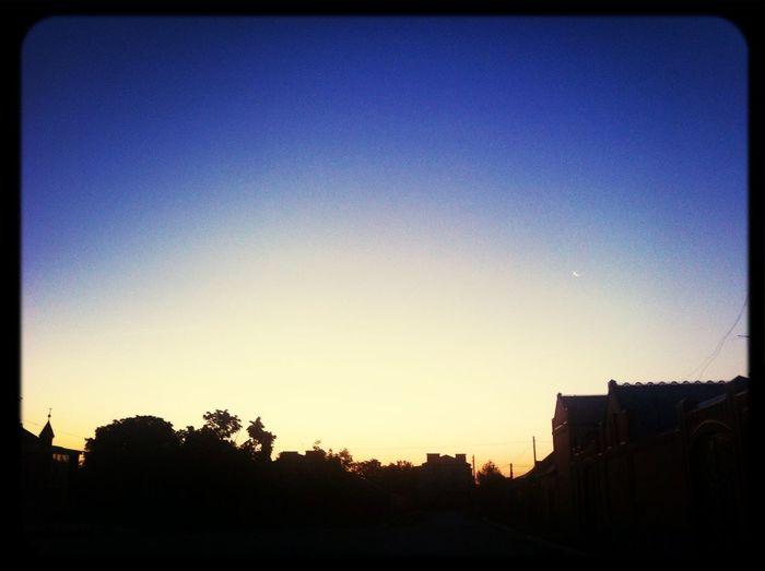 Прекрасное утро, в Прекрасный месяц Рамадан ☝️ First Eyeem Photo