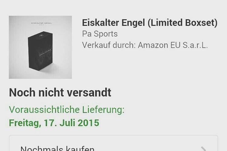Eiskalter Engel PA Sports Deutschrap Vorfreude Bestes Album