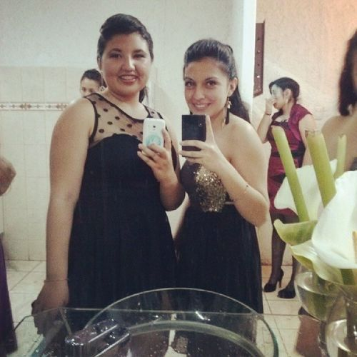 Con la amiga :33 Gala Like4like Instaphoto Instachile instamoments