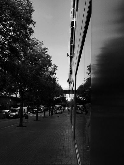 Bw_collection Blackandwhite Photography EyeEm Best Shots - Black + White EE_Daily: Black And White Blackandwhite Streetphoto_bw Perspective Reflection Architecture_bw City Life