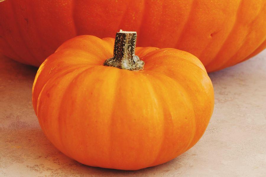 Baby pumpkin Pumpkin Halloween Orange Color Autumn Vegetable No People Squash - Vegetable Jack O' Lantern Food And Drink Healthy Eating Supermarket Healthy Lifestyle Healthy Food