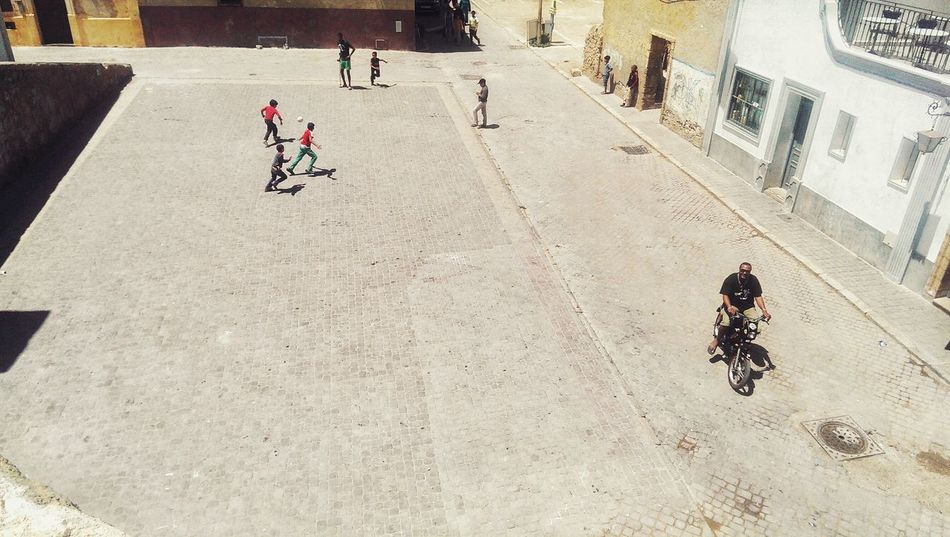 Taking Photos Hanging Out El Jadida Mazagan Mazagao Travel People Local Children Street