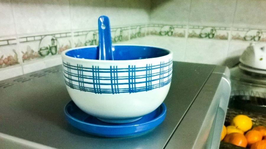 Taza sopera Relaxing Enjoying Life Soup Cup Home Lovely Sopa Taza Grandma Abuela♡ Abuela