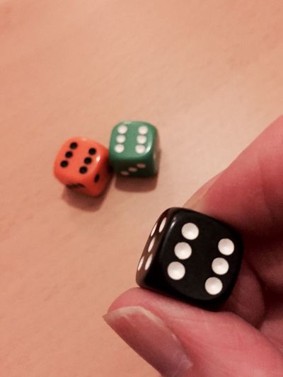 Dice Roll The Die Roll A Six Lucky Dice Dice Game Game