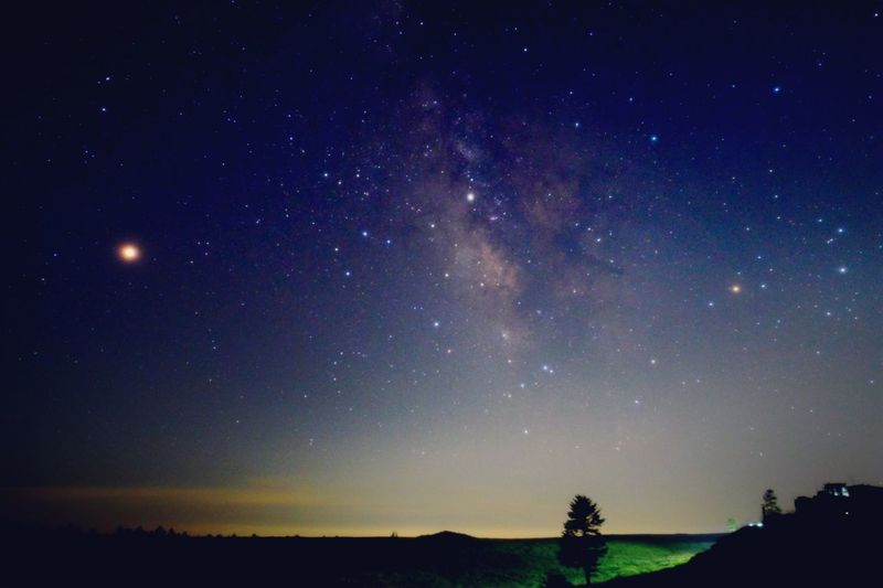 Instagram Edit Starry Night EyeEm Best Shots - Nature EyeEm Nature Lover Xpro1 XF16mmF1.4 Fujifilm Milky Way Night Star - Space Sky Scenics - Nature Space Beauty In Nature Astronomy Star