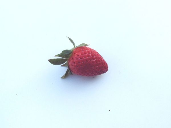 Isolated White Background Red Freshness Fresh Red Strawberries Strawberry Nature Natural Vintage Fine Art Photography