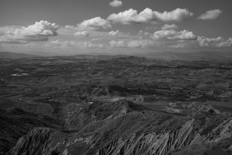 B&W Landscape Freedom Landscape_Collection Aerial View Basilicata Beauty In Nature Clouds Italy Landscape Mountain Mountains And Sky Mountainsand Nature Remote Sky Space Tranquil Scene Tranquility Volcanic Landscape Lost In The Landscape Lost In The Landscape An Eye For Travel The Great Outdoors - 2018 EyeEm Awards