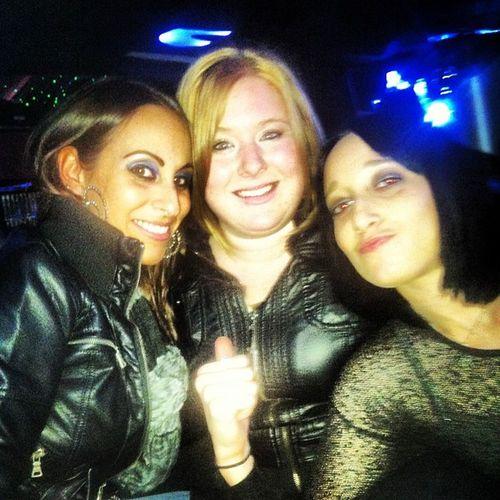 Happy Birthday Dana! @roccodana Danas21st Birthday Limo Lights smile party! dana arlene photo photography iphone iphone4 igdaily