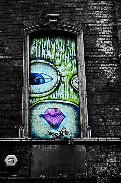 Colorsplash BeCreative Mcgaffinphotography Belfast Streetphotography Belfaststreetart Street Art
