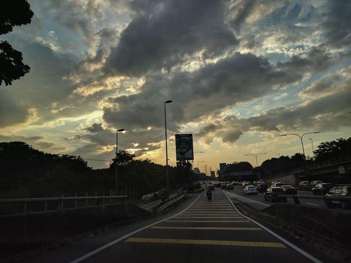 Dramatic Sky Cloud - Sky Sunset Sky O Utdoors Day