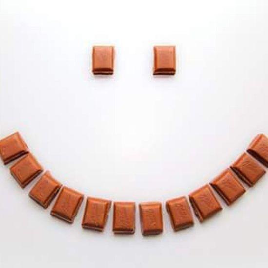 Yummi Chocolate Smile Chocolatesmile sitnicekojenasusrecuju ^^