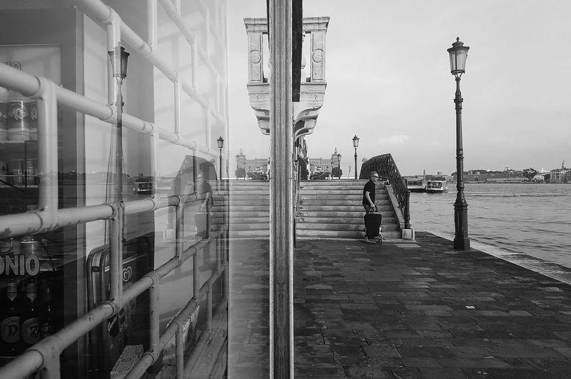 Outdoors Street Venezia Refelctions