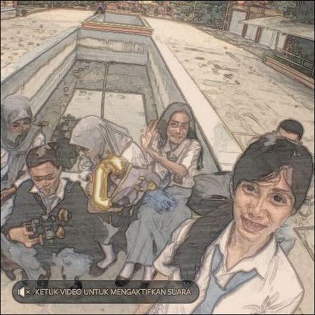 Story of my Vocation High School 📚🎃 we will meet again 💋 First Eyeem Photo Sketchbook Masasma Putihabuabustory Bestfriends Bestoftheday