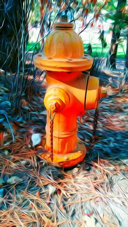 No People Outdoors Close-up Day Nature Firehydrant Cartoonish Cartoon Effect  Stuffedanimal Cartoon Effect